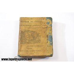 Reliure alamach 1839 1840 1841 par la Société Nationale