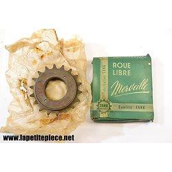 Roue libre Merveille TANK FRANCE 1970' - Pas 12,7 denture 18 alesage 34,7 chaine 3,17