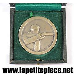 Médaille d'argent Education physique offert par le Ministre