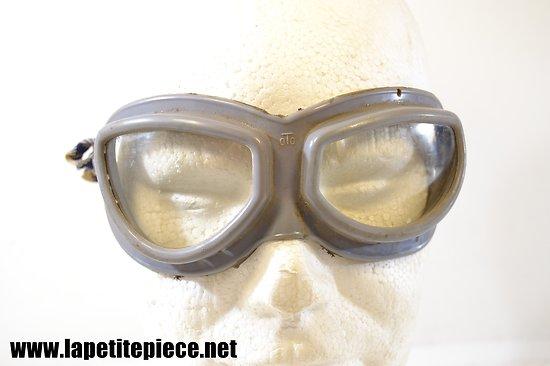 Paire de lunettes motard / aviateur OTO MADE IN FRANCE