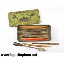 Lot outils de sculpteur / modeleur début 20e Siècle