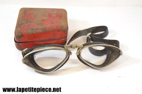 Paire de lunettes SNCF années 1940 - 1960