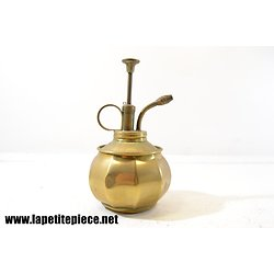 Pulvérisateur à parfum en laiton