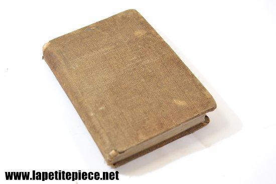 1840 - oeuvres de Lamartine, recueil de poèmes.