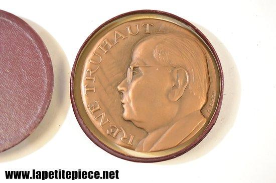 Médaille hommage à René Truhaut - bronze 1971