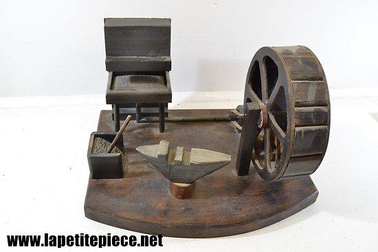 Miniature - scène de forge