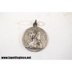 Médaillon Jeanne d'Arc 1920