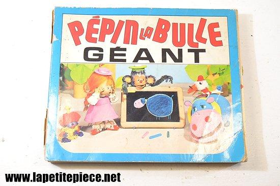 Pépin la Bulle Géant, numéro 1 de 1978