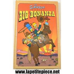 Livre Les Simpson comics Big Bonanza