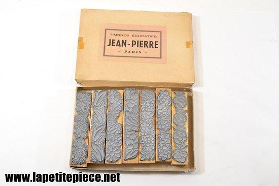 Timbres éducatifs JEAN-PIERRE PARIS : Frises 1112