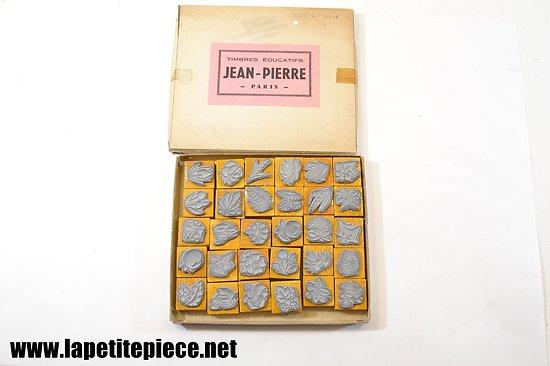 Timbres éducatifs JEAN-PIERRE PARIS : Fleurs 1140 (1)