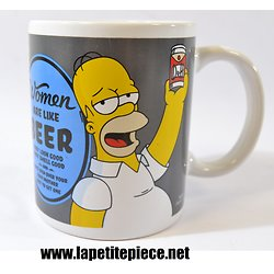 Mug The Simpson, Homer Women are like BEER, 2014