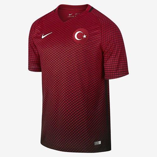 Maillot de la Turquie