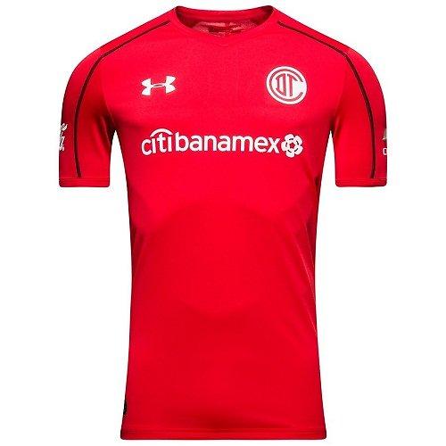 Maillot Deportivo Toluca