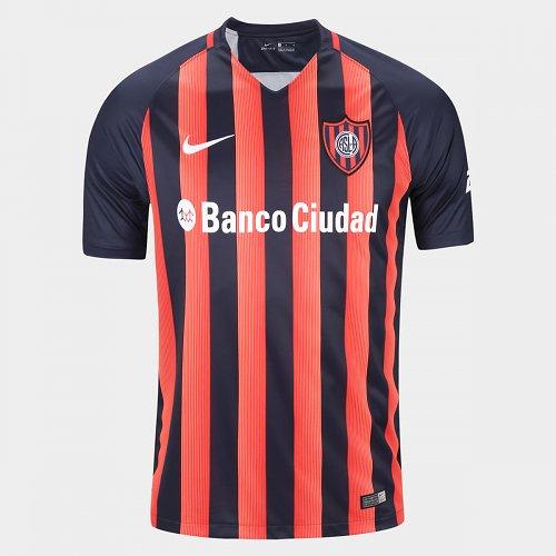 Maillot Atlético San Lorenzo