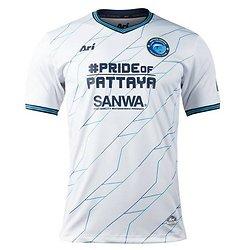Maillot Pattaya United F.C