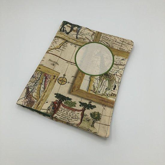 Protège-Cahier en tissus