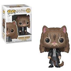 Funko POP Hermione Granger en Chat 77