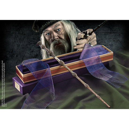 Baguette Ollivander Albus Dumbledore