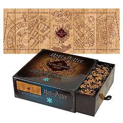Puzzle Carte du Maraudeur Harry Potter