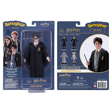 Harry Potter - figurine Toyllectible Bendyfigs