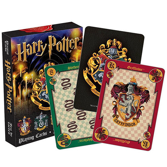 Jeu de carte Harry Potter