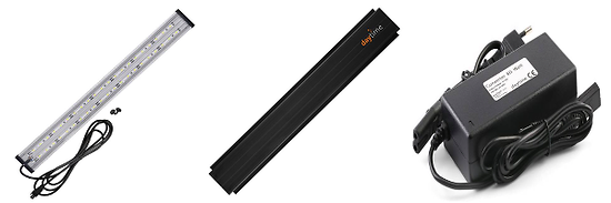 Eco 90-2 Kit Led eco daytime®/Juwel® - Ultra White / 7000K