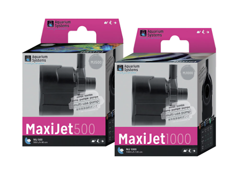 MaxiJet 500/1000