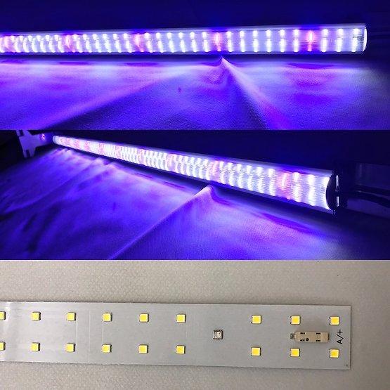 Sur mesure - Kits - Faites votre éclairage LED aquarium
