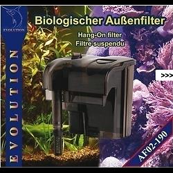 Filtre biologique suspendu