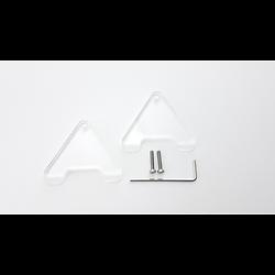 supports onex® acrylique à poser