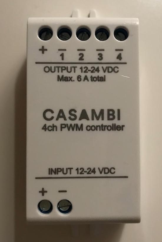 Casambi CBU-PW4M