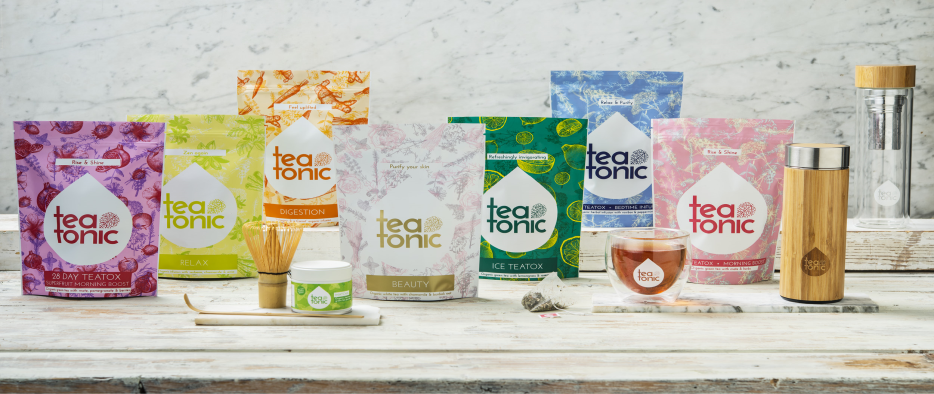 Your body loves Teatonic