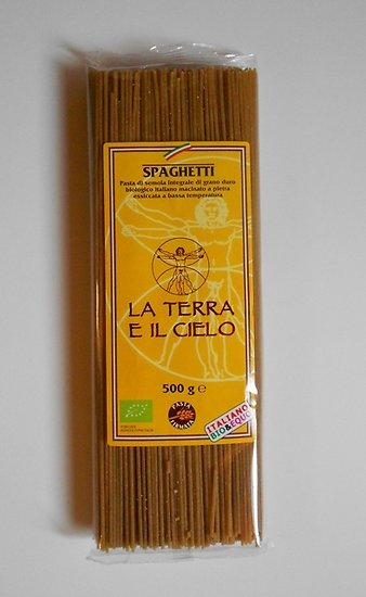 Spaghetti complet aux orties bio 500 g