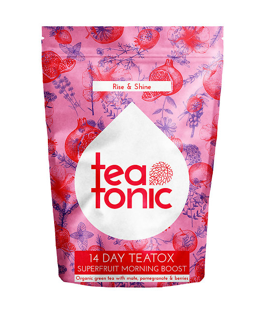 TEATOX SUPERFRUIT MORNING BOOST 14