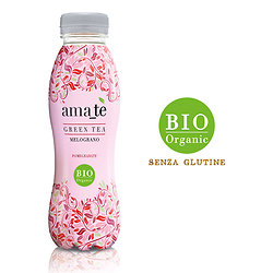 Infusion Bio Pomegranade 355 ml