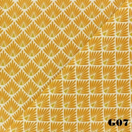 tissu-coton-cretonne-ecailles-dorees-jaune-safran-x-10cm.jpg