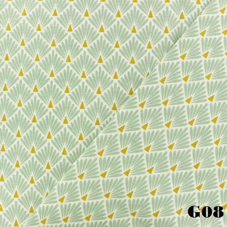 tissu-coton-cretonne-ecailles-dorees-lagon-x-10cm_1.jpg