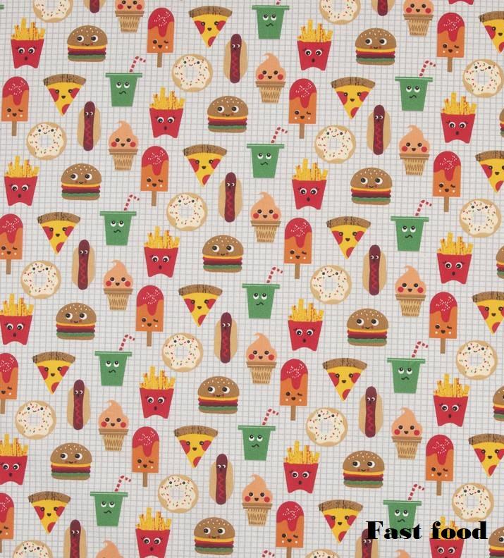 coton-imprime-motif-imprime-fastfood-kawai-fond-carreau-perle.jpg