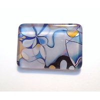 Clip Rectangle Les Fleurs Cubistes