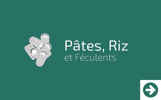 Rayon pâtes, riz et féculents - Epicerie locale à Idron - Les Morandises