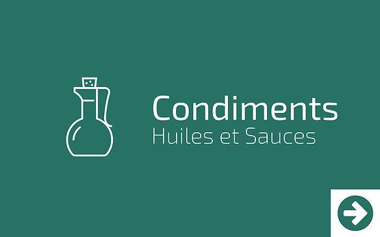 Condiments, Huiles et Sauces - Achetez local - Les Morandises à Idron