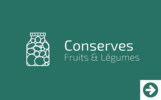 Conserves Fruits & Légumes - Achetez local avec les Morandises à Idron