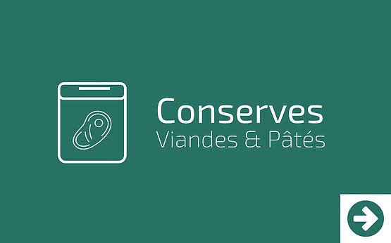 Conserves Viandes & Pâtés - Le terroir à proximité avec les Morandises
