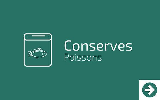 Conserves Poissons - Achetez local avec votre épicerie les Morandises