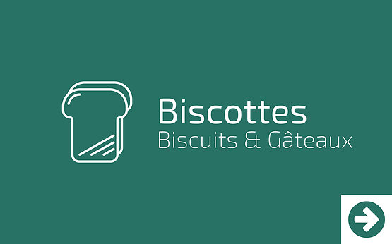 Biscottes, Biscuits & Gâteaux - Les Morandises à Idron