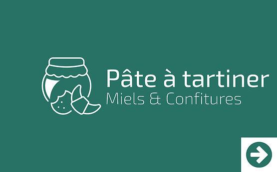 Pâte à tartiner, Miels & Confitures - Les Morandises à Idron
