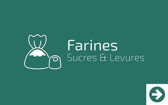 Farines, Sucres & Levures - Achetez local avec les Morandises