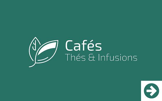 Cafés, Thés & Infusions - Epicerie locale les Morandises à Idron