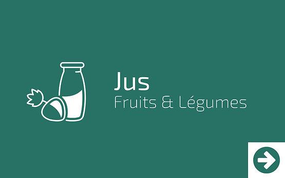 Jus de Fruits & Légumes - Consommez frais avec les Morandises à Idron